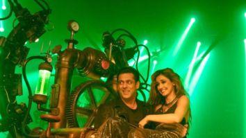Here's how Salman Khan & Disha Patani recreated Allu Arjun & Pooja Hegde's song 'Seeti Maar' in Radhe - Your Most Wanted Bhai