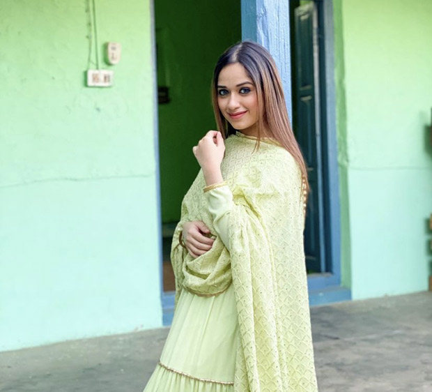 Jannat Zubair dons a sharara, wishes everyone on Ramadan Kareem