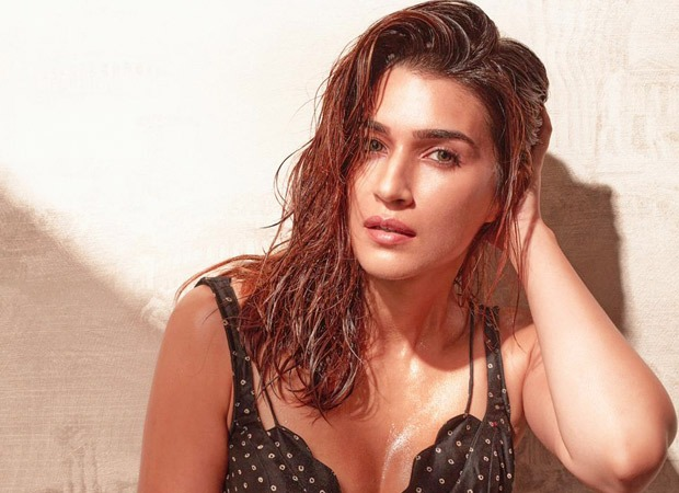 Kriti Sanon wraps the shoot for almost three movies amid the pandemic