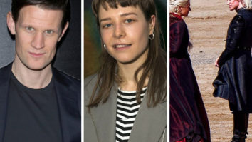 LEAKED PHOTOS: Matt Smith and Emma D'Arcy stars as Prince Daemon and Rhaenyra Targaryen as they shoot Game Of Thrones prequel House Of The Dragon