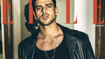 Netflix's 365 Days breakout star Michele Morrone looks sharp on the cover of Elle India