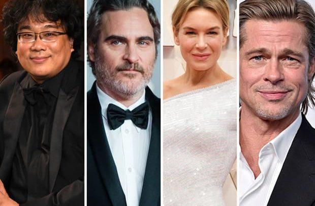 Oscars 2021: Bong Joon Ho, Joaquin Phoenix, Renée Zellweger, Brad Pitt among others to present at the Academy Awards