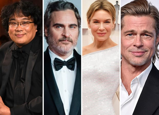 Oscars 2021: Bong Joon Ho, Joaquin Phoenix, Renée Zellweger, Brad Pitt among others to present at the Academy Awards
