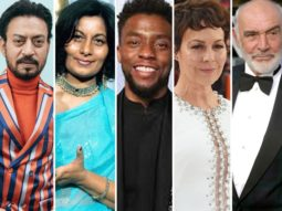 Oscars 2021: Irrfan Khan, Bhanu Athaiya, Chadwick Boseman, Helen McCrory, Sean Connery among others honoured