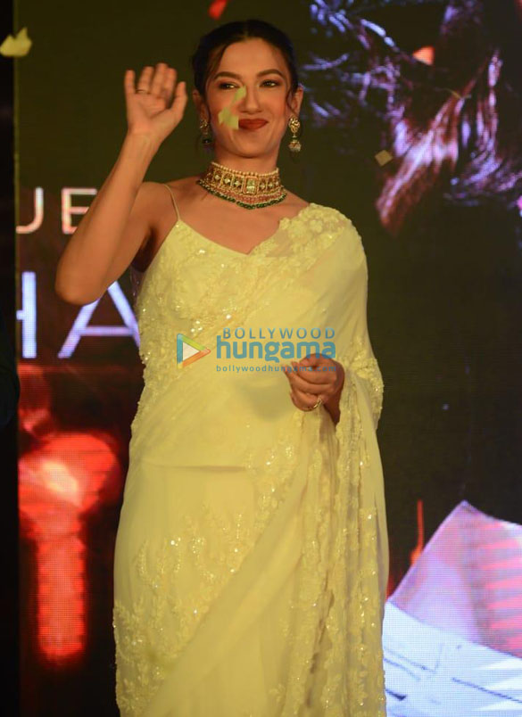 Photos Gauahar Khan spotted at the 3rd Anniversary celebration of the Park Holidays International in New Delhi (1)