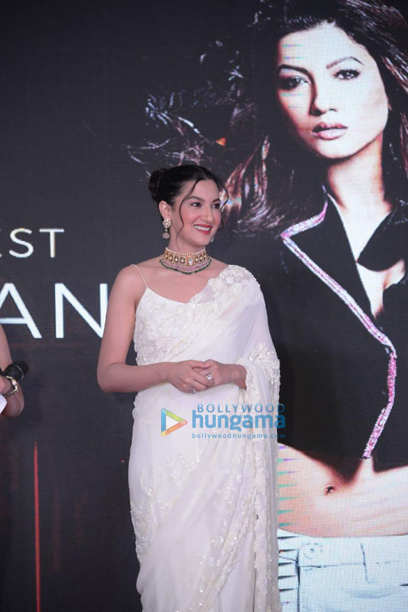 Photos Gauahar Khan spotted at the 3rd Anniversary celebration of the Park Holidays International in New Delhi (6)