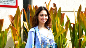 Photos: Tamannaah Bhatia, Hina Khan, Tinaa Dattaa and others snapped at the airport