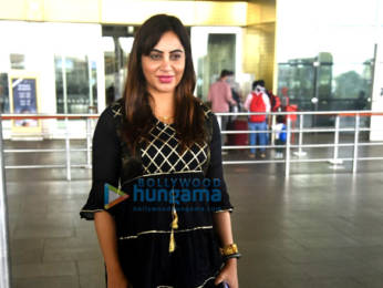 Photos: Tamannaah Bhatia, Hina Khan, Tinaa Dattaa and others snapped at the airport