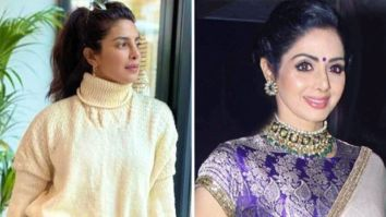 Priyanka Chopra Jonas says she was immobilized after hearing of Sridevi's death, expresses her love for her