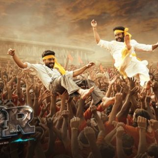 First Look Of RRR