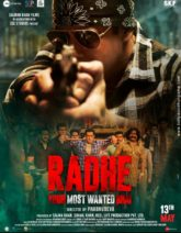 First Look Of Radhe - Your Most Wanted Bhai