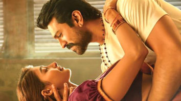 Ram Charan and Pooja Hegde flaunt their chemistry on the new poster of Acharya