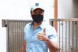 Riteish Deshmukh spotted at a clinic in Bandra