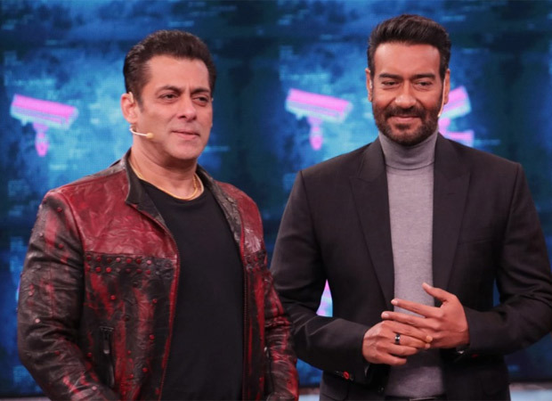 Salman Khan has the sweetest birthday wish for Ajay Devgn - Bollywood Hungama
