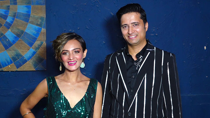 Salman Khan's sister Shweta's magazine shoot with actor-model Faizan Ansari