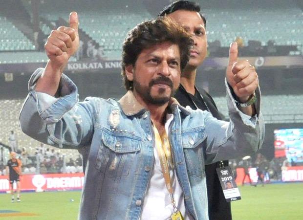 Shah Rukh Khan cheers Kolkata Knight Riders' players and fans after their loss