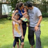 Shilpa Shetty Kundra talks about trying hard not to make Viaan feel left out after Samiksha's birth
