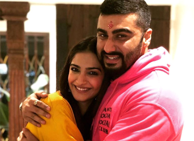 Sonam Kapoor misses her brother Arjun Kapoor, shares picture from their childhood