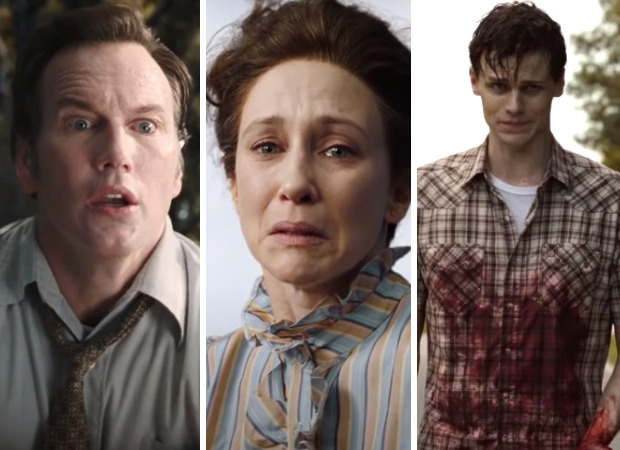 The Conjuring: The Devil Made Me Do It first trailer starring Patrick Wilson & Vera Farmiga gives glimpse of bloody trial ofArne Cheyenne Johnson