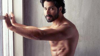 Varun Dhawan grooves to 'Badri Ki Dulhania' song on the sets of Bhediya, watchvideo