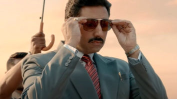 Twitter user asks Abhishek Bachchan why they should watch The Big Bull after Scam 1992; actors responds