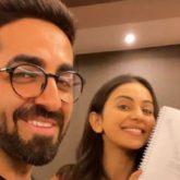 Ayushmann Khurrana and Rakul Preet Singh start reading sessions for Doctor G