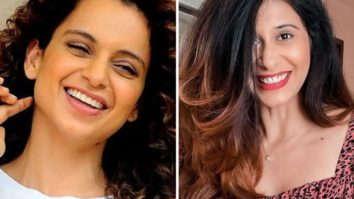 Kangana Ranaut fans ask Kishwer Merchantt to win at least one National Award before questioning her about her mask; Kishwer responds