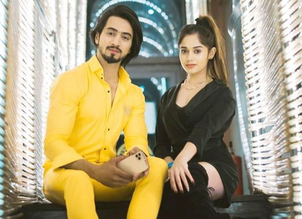 """EXCLUSIVE: """"We are nowhere near them,"""" says Jannat Zubair on her chemistry with Faisu being compared with SRK-Kajol"""