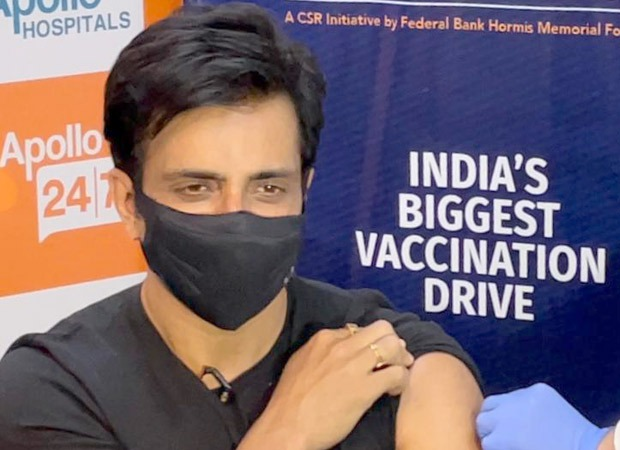सोनू सूद ने पूरे भारत में संजीवनी नामक एक COVId टीकाकरण अभियान शुरू किया: जीवन का एक शॉट!