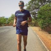 Milind Soman goes for a 5 km run after he tests COVID-19 negative; says will take it easy for a while