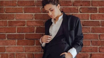 Taapsee Pannu shows who wears the pants in her house