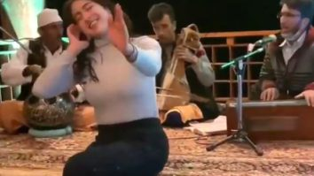 Sara Ali Khan's attempt at singing 'Dama Dam Mast Qalandar' will make you laugh