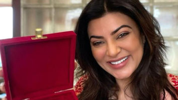 Miss Universe pageant congratulates Sushmita Sen for the National Award win