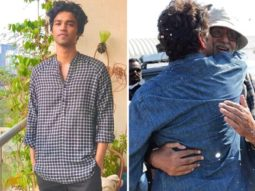 Irrfan Khan's son Babil expresses desire to work with Amitabh Bachchan; shares unseen picture from the sets of Piku
