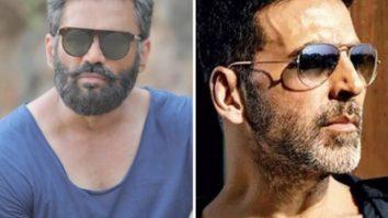 Suniel Shetty says nobody will risk a Rs. 50 crore film with him but will risk a Rs. 500 crore film with Akshay Kumar