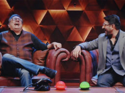 """All my excitement for LOL: Hasse Toh Phasse came to a halt when I saw Arshad Warsi,"" jokes Boman Irani"