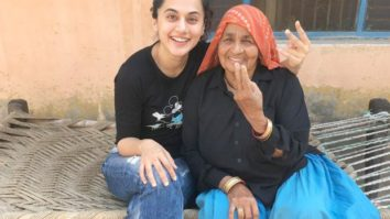 Shooter dadi Chandro Tomar succumbs to COVID-19; Taapsee Pannu and Bhumi Pednekar express grief