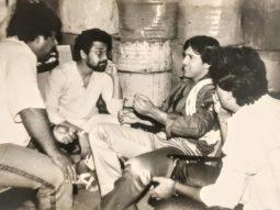 Anees Bazmee celebrates 31 years Rajesh Khanna, Govinda, Juhi Chawla starrer Swarg, shares a throwback picture