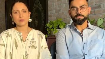Anushka Sharma and Virat Kohli praise frontline workers, say 'you are the real heroes'