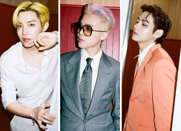 BTS' J-Hope, Jimin and V look swoon-worthy in teaser photos ahead of 'Butter' on May 21