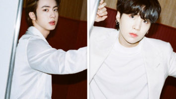 BTS' Jin and Suga look alluring in all-white in teaser photos ahead of 'Butter' release on May 21