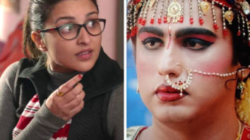 EXCLUSIVE: Parineeti Chopra reveals her first reaction after seeing Arjun Kapoor cross-dressing for Sandeep Aur Pinky Faraar