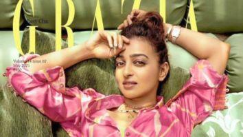 Radhika Apte On The Covers Of Grazia