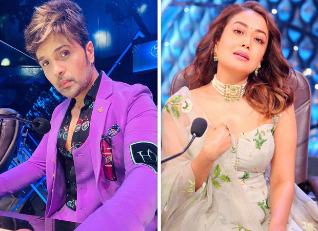 Himesh Reshammiya and Neha Kakkar resume shoot of Indian Idol 12, shoot two episodes in Daman : Bollywood News – Bollywood Hungama
