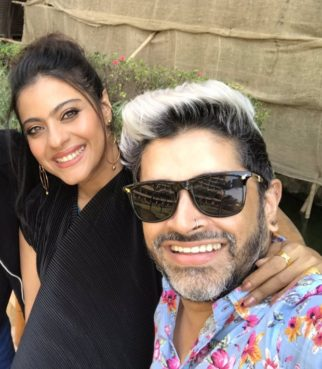 Kajol mourns the death of good friend and producer Ryan Stephen, says 'love u forever'