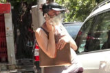 Mini Mathur spotted at vaccine centre for Covid-19 vaccine