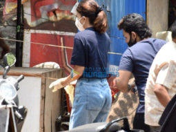 Photos: Jacqueline Fernandez snapped at clinic in Versova