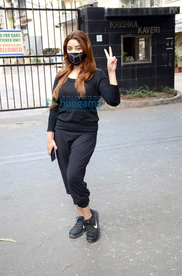 Photos: Payal Ghosh snapped in Mumbai