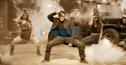Movie Stills Of The Movie Radhe - Your Most Wanted Bhai