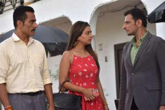 Rushad Rana enters once again to add drama to Rupali Ganguly and Sudhanshu Pandey starrer Anupamaa